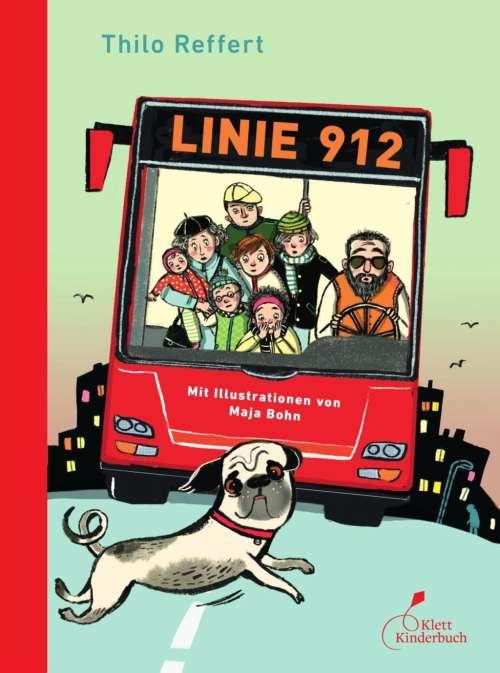 Cover von Linie 912
