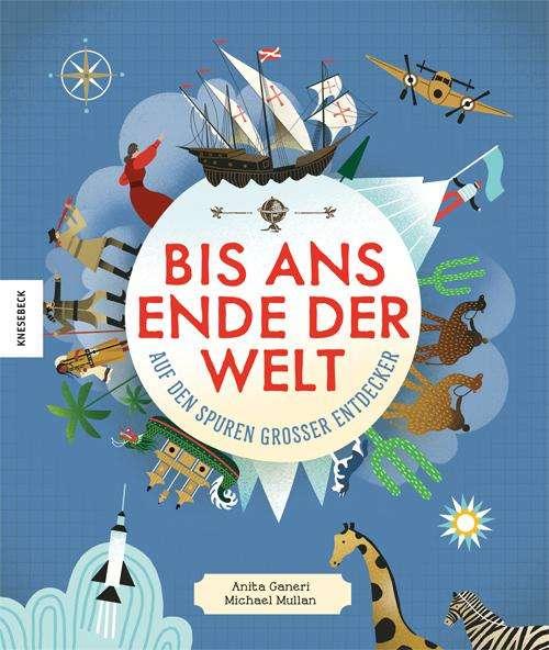 Cover von Bis ans Ende der Welt