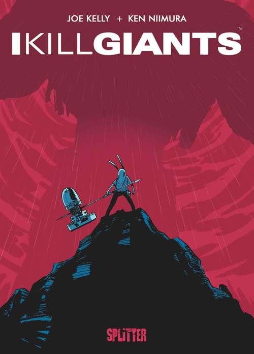 Cover von I kill giants