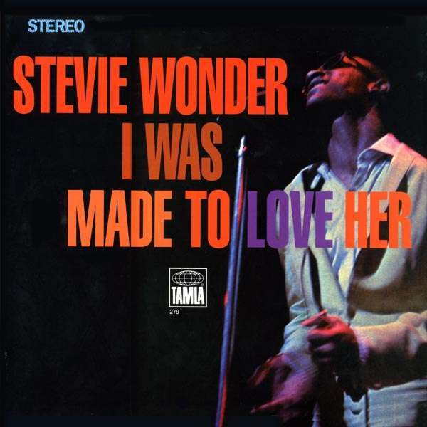 Stevie Wonder I Was Made To Love Her Lp Jpc
