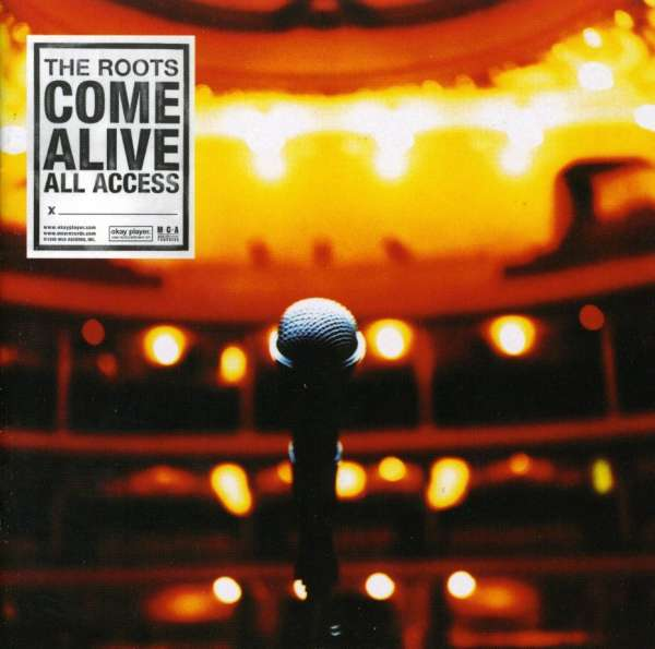 Roots The Roots Come Alive Live Cd Jpc