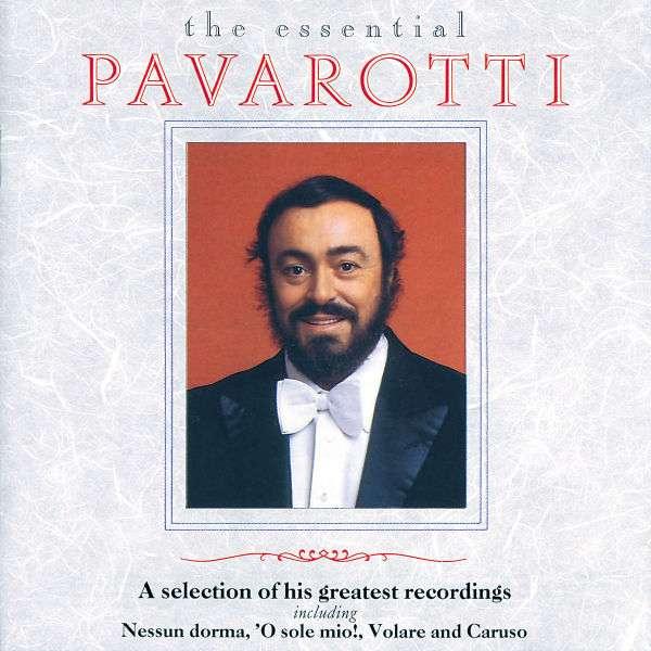 Luciano Pavarotti Essential Pavarotti Cd Jpc