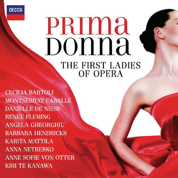 prima donna the first ladies of opera 2 cds jpc. Black Bedroom Furniture Sets. Home Design Ideas