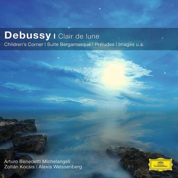 Claude Debussy 1862 1918 Klavierwerke Cd Jpc