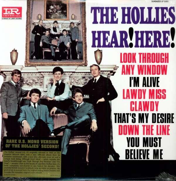 Hollies Hear Here
