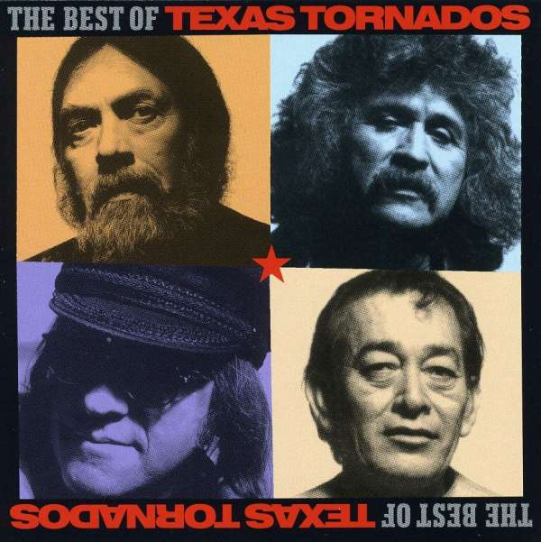 Texas Tornados The Best Cd Jpc