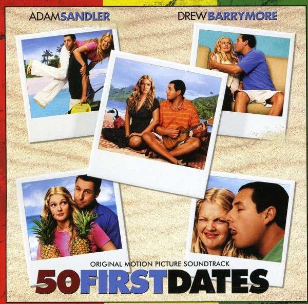 50 first dates album art er