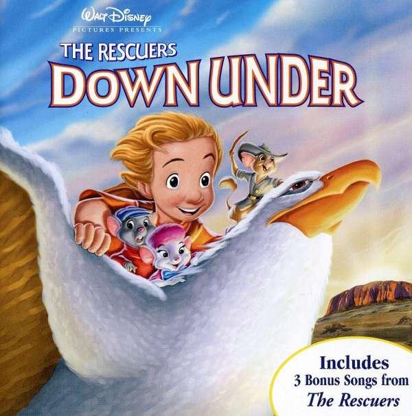 Bruce Broughton Rescuers Down Under Soundtrack Cd Jpc