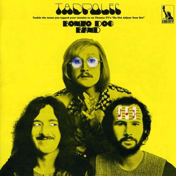Bonzo Dog Doo-Dah Band - I'm The Urban Spaceman / Canyons Of Your Mind