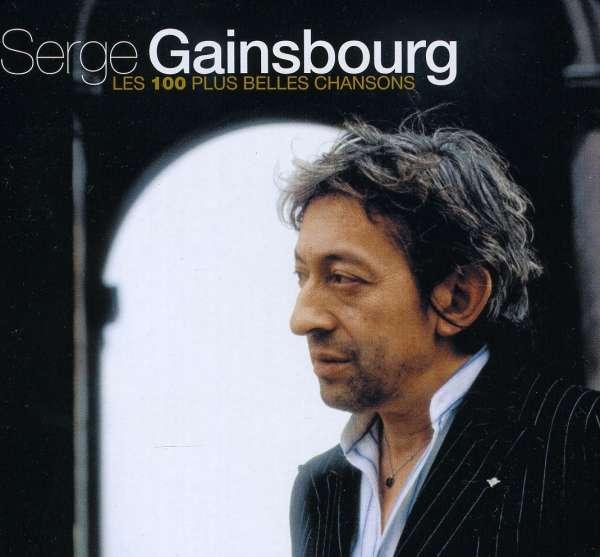 Serge Gainsbourg: Les 100 Plus Belles Chansons (5 CDs)