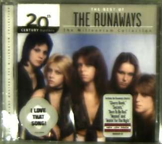 Runaways The Best Of The Runaways Cd Jpc
