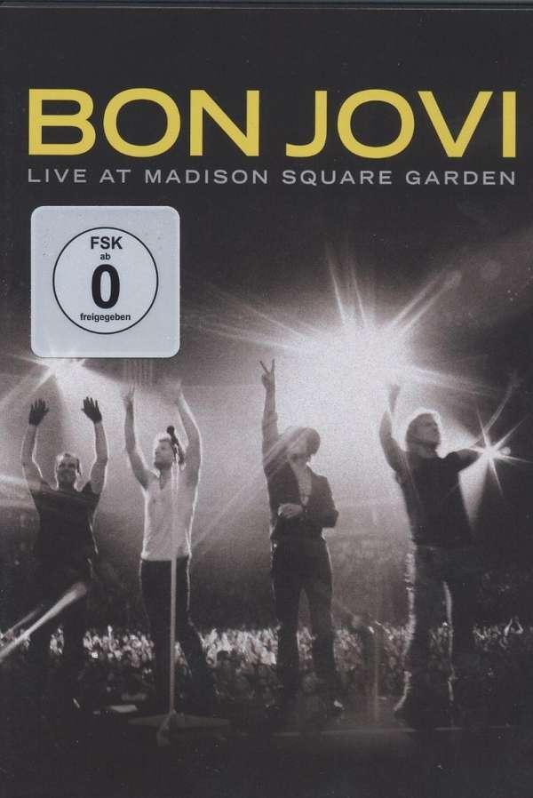Bon Jovi Bed Of Roses Album Cover