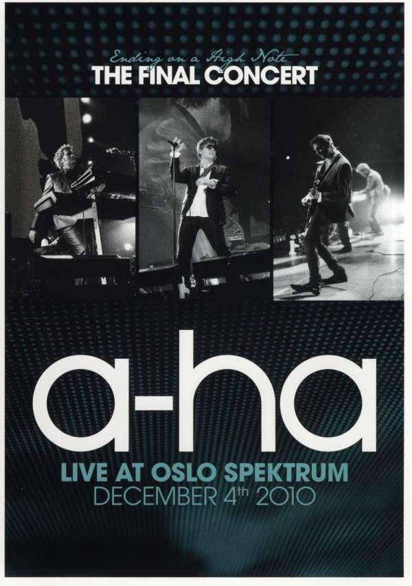 A-HA: The Final Concert Live At Oslo Spektrum
