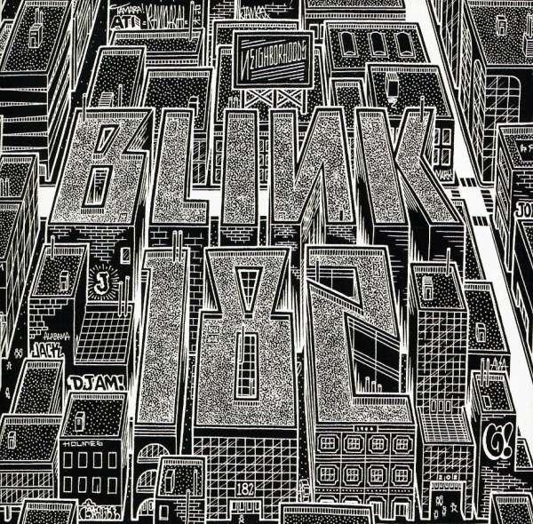 Blink 182 Neighborhoods Cd Jpc