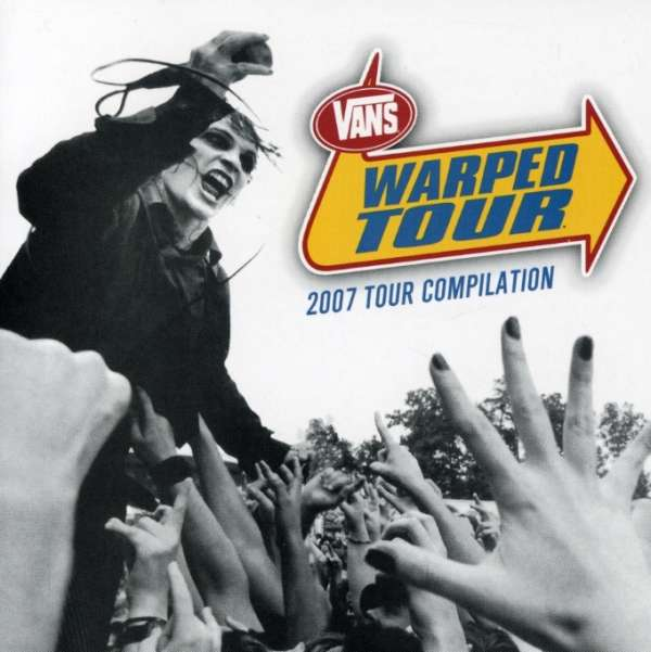 Vans Warped Tour  Cd