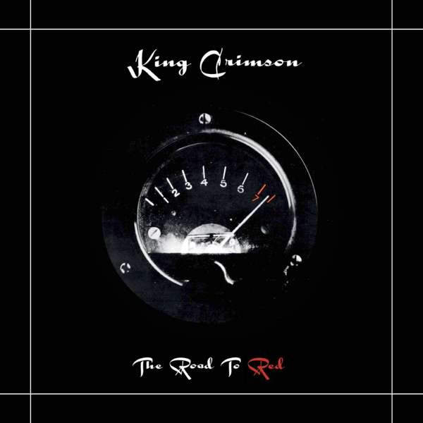 King Crimson Tour Merchandise