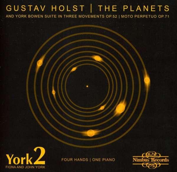 Gustav Holst (1874-1934): The Planets op.32 für Klavier 4 ...