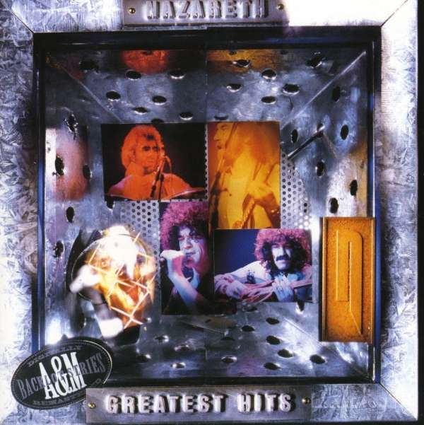 Nazareth Greatest Hits Cd Jpc