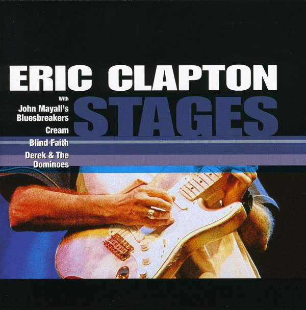 Eric Clapton - Stages