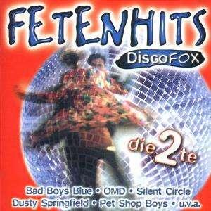 Fetenhits Disco Fox Vol 2 2 Cds Jpc