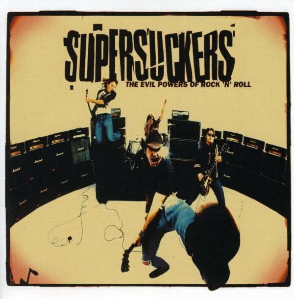 Supersuckers - Santa Rita High