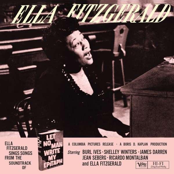 Ella Fitzgerald Let No Man Write My Epitaph Hybrid Sacd
