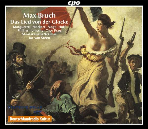 Max Bruch (1838-1920) 0761203713028