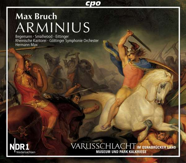 Max Bruch (1838-1920) 0761203745326