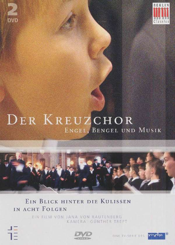 dresdner kreuzchor engel bengel und musik vol 1 2 dvds jpc. Black Bedroom Furniture Sets. Home Design Ideas
