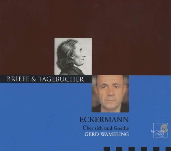 Briefe Mit Cd : Hörbücher briefe tagebücher j p eckermann Über sich