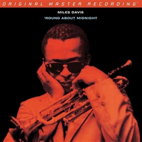 Miles Davis Round About Midnight Limited Edition Sacd