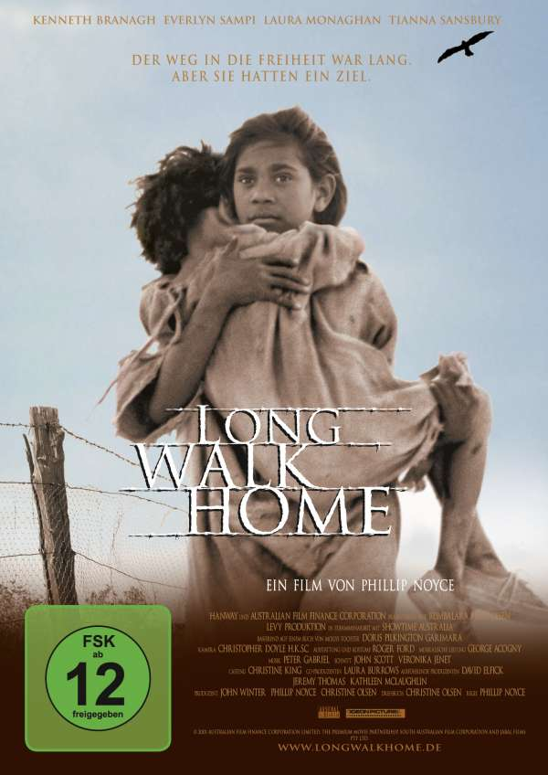 Movie a long walk home