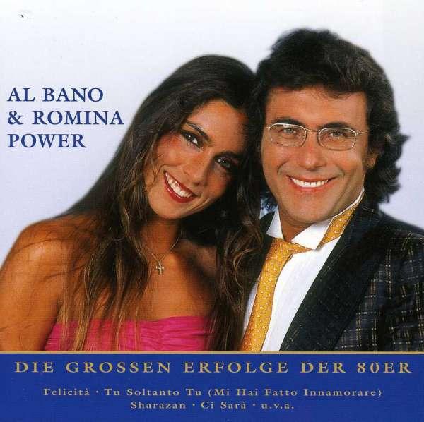 Kinder Al Baño Und Romina Power:Al Bano & Romina Power: Nur das Beste auf CD