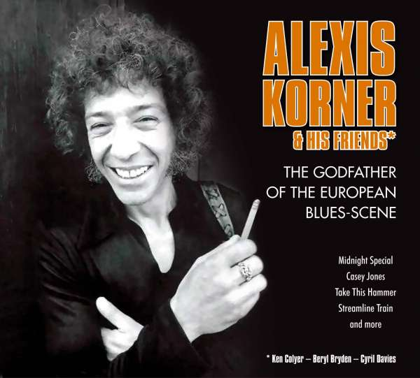 Alexis Korner Net Worth