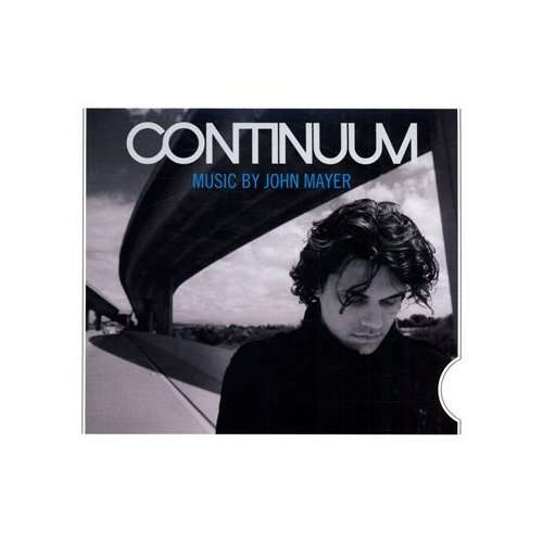 john mayer continuum cd jpc. Black Bedroom Furniture Sets. Home Design Ideas