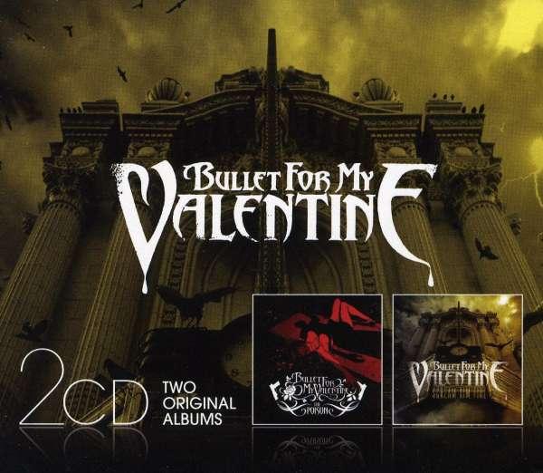 Bullet For My Valentine The Poison Sream Aim Fire 2