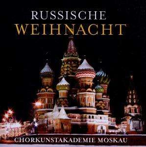 chorkunstakademie moskau russische weihnachten cd jpc. Black Bedroom Furniture Sets. Home Design Ideas
