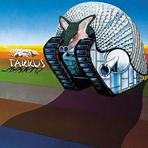 Emerson Lake Amp Palmer Tarkus Cd Jpc