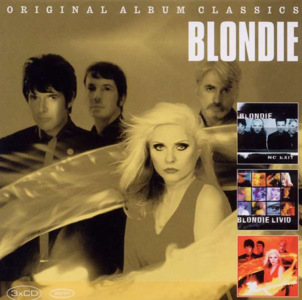 Blondie: Original Album Classics (3 CDs) – jpc