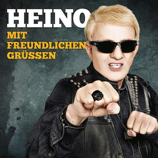 heino mit freundlichen gr en cd. Black Bedroom Furniture Sets. Home Design Ideas