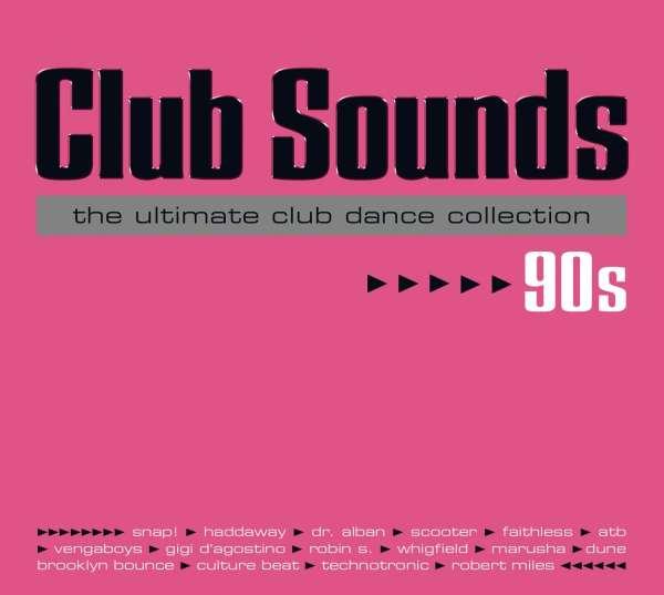 Various Club Sounds Vol. 44