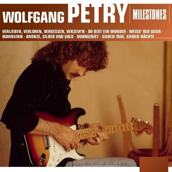 wolfgang petry milestones cd jpc. Black Bedroom Furniture Sets. Home Design Ideas