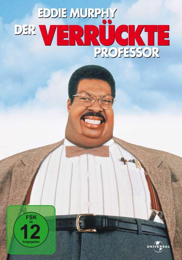 Der verrückte professor 1996 auf dvd