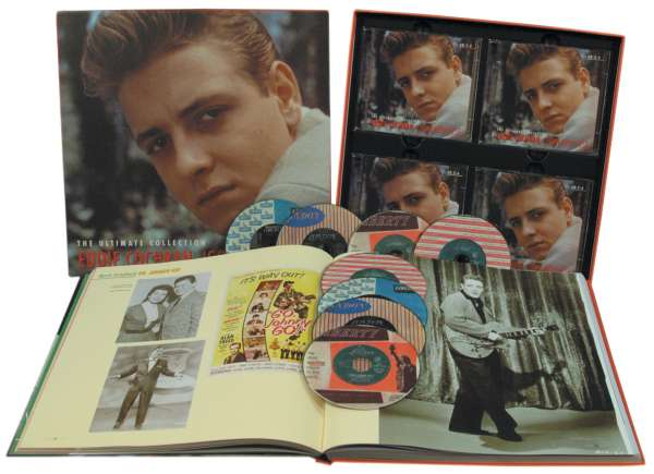 Eddie Cochran Somethin Else The Ultimate Collection 8