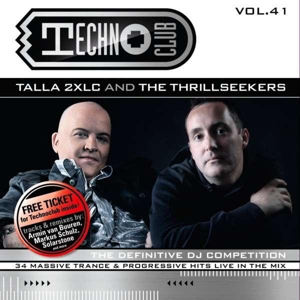 Techno Club Vol 41 2 Cds Jpc