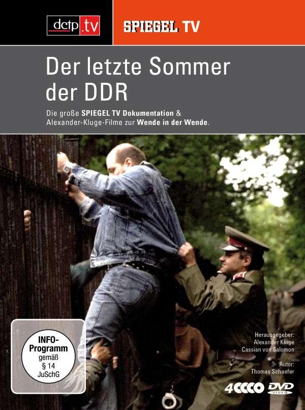 Spiegel tv der letzte sommer der ddr 4 dvds jpc for Spiegel tv dokumentation