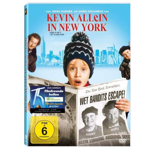 Kevin Allein In New York Dvd Jpc