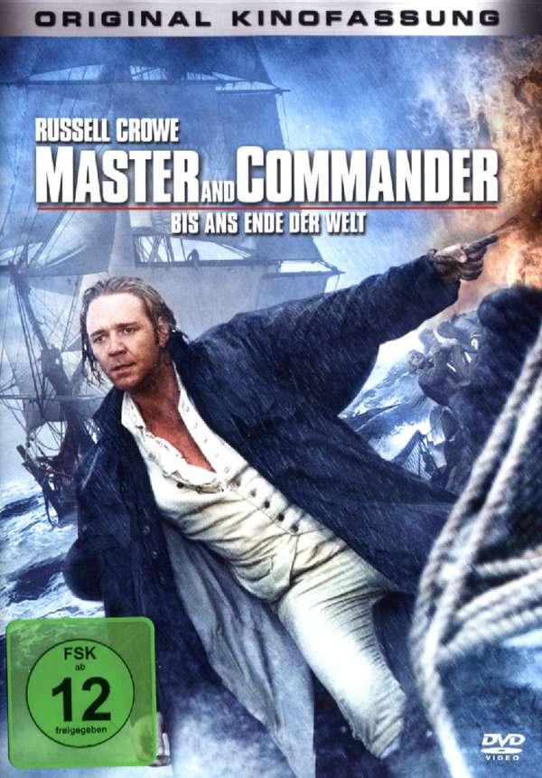 Master & Commander Bis Ans Ende Der Welt