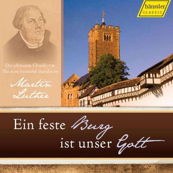 Ein feste Burg ist unser Gott (CD) – jpc