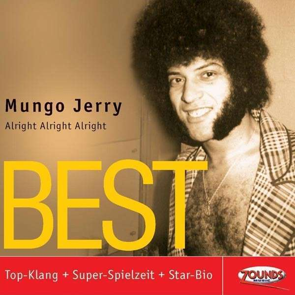 Mungo Jerry Alright Alright Alright Best Cd Jpc